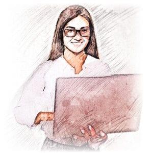 newsletter woman